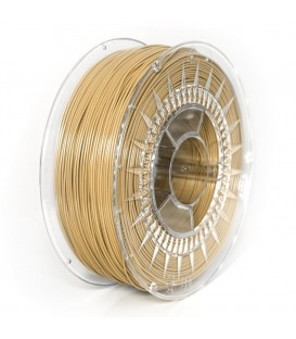 Filament: PLA bej 1kg 195°C ±0,05mm 1,75mm DEV-PLA-1.75-BE