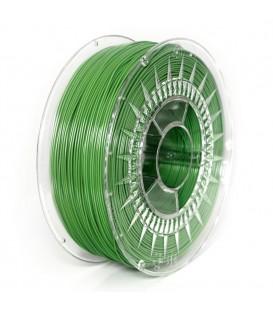 Filament: PLA verde 1kg 195°C ±0,05mm 1,75mm DEV-PLA-1.75-GN