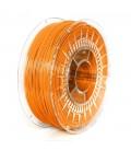 Filament: PLA portocalie 1kg 195°C ±0,05mm 1,75mm DEV-PLA-1.75-OR