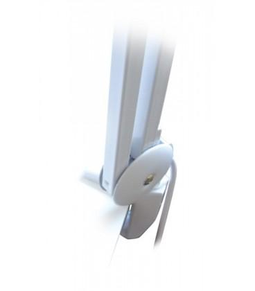8 Dioptrii Lampa de birou cu lupa si iluminare LED (56buc) L-8DP-LED-56