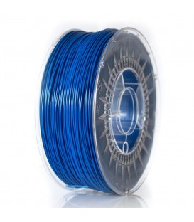 Filament: PLA super albastru 1kg 195°C ±0,5% 1,75mm DEV-PLA-1.75-SBL