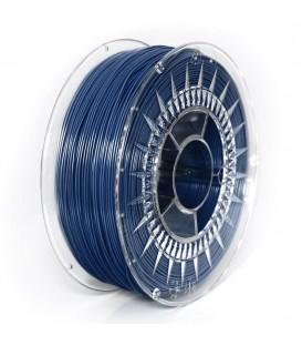 Filament: PLA bleumarin 1kg 195°C ±0,05mm 1,75mm DEV-PLA-1.75-DBL