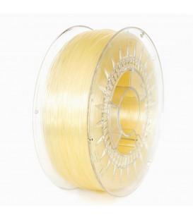 Filament: PLA naturală 1kg 195°C ±0,05mm 1,75mm DEV-PLA-1.75-N