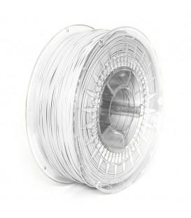 Filament: PETG alb 1kg ±0,5% 1,75mm DEV-PETG-1.75-WH