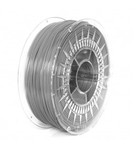 Filament: PLA gri 1kg 195°C ±0,05mm 1,75mm DEV-PLA-1.75-GR