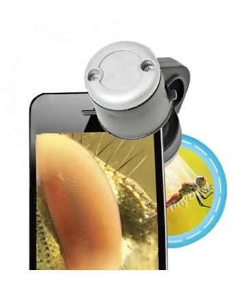 Microscop pentru telefonul mobil
