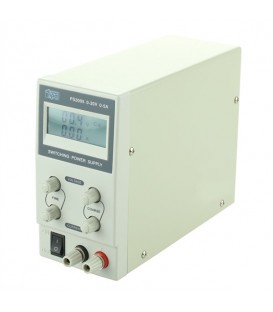 Sursa de alimentare de laborator, tensiune si curent reglabile PS3005  0-30V/ 0-5A