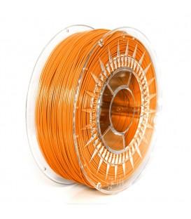 Filament: ABS+ portocalie 1kg 235-255°C ±0,05mm 1,75mm DEV-ABS+1.75-OR