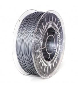 Filament: ABS+ argintie 1kg 235-255°C ±0,5% 1,75mm DEV-ABS+1.75-SIL