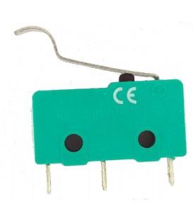 Microîntrerupător cu manetă de simulare rolă SPDT 5A/250VAC DWLK-5MINI