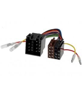 ISO soclu x2,ISO mufă x2,cabluri de alimentare PIN:13(5+8)