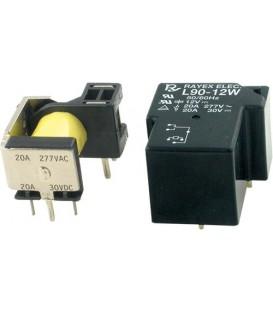 Releu: electromagnetic SPDT Ubobină:24VDC 30A Serie: L90 900mW L90S-24W