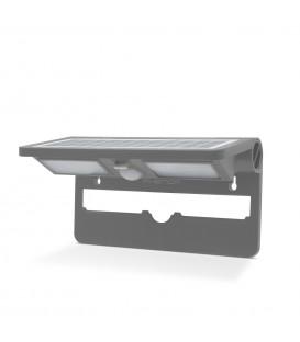 Reflector solar cu LED, cu senzor de mişcare şi de lumină-GRI 55270GY