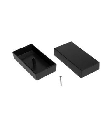 Carcasă: universală X:55mm Y:106mm Z:40mm polistiren neagră