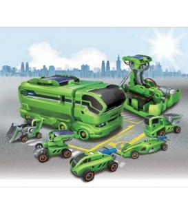 Solar kit 7v1 solar Kit auto camion solar