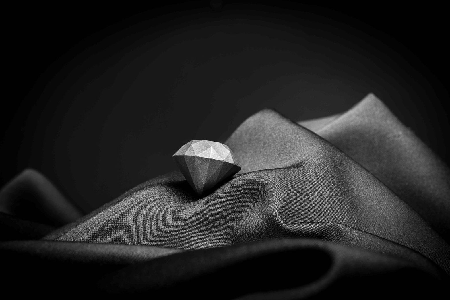 diamant printat 3d sandvic